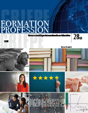 Formation & Profession - Volume 28 (3)