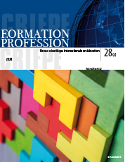 Formation & Profession - Volume 28 (2)
